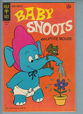 Baby Snoots 4 (May 1970) Gold Key Comic FN 50% off guide