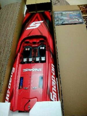 Snap-On Traxxas M41 widebody, with 540xl Brushless Motor
