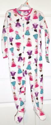CARTER'S CHILD OF MINE Toddler Girls Footed Pajama's Choose Color/ Size 4T  NEW