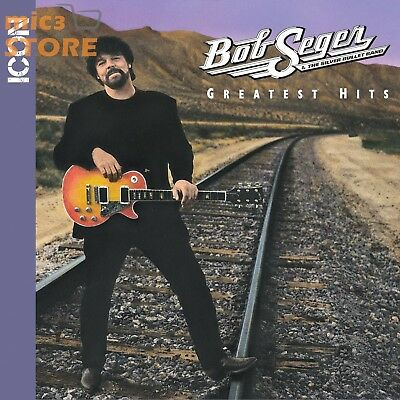 Bob Seger the Silver Bullet Band Greatest Hits CD with Night Moves, Mainstreet