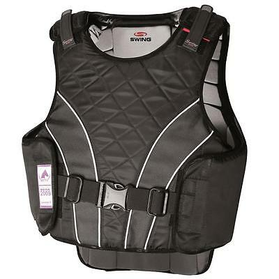 SWING Kinder-Bodyprotector P11 flexible Sicherheitsweste Körperschutz junior