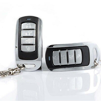 Cloning Gate key fob for Garage Door Remote Control 433/868MHZ universal