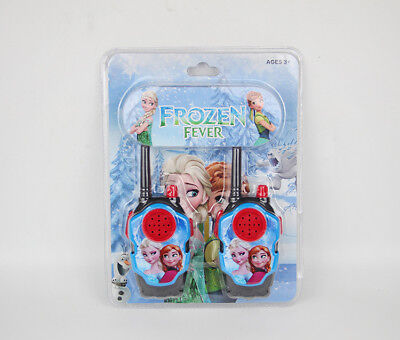 Frozen Kinder Walkie-Talkie-Set Kinder Elektronisches Spielzeug
