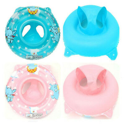 Best for Baby Inflatable Pool Water Swimming Safety Aid Float Seat Ring QRZ6