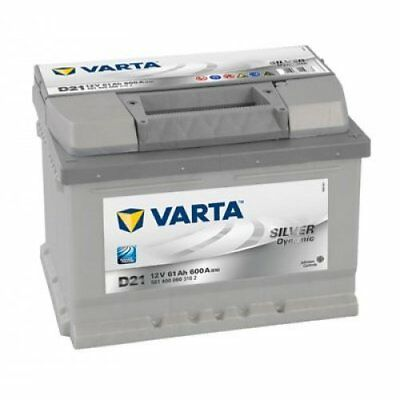VARTA Starter Battery SILVER dynamic 5614000603162