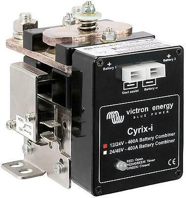Coupleur automatique batteries CYRIX-I 12/24V 400A VICTRON ENERGY