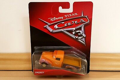 Disney Cars 3 2017 SMOKEY long version 1:55 von Mattel aus Metall *OVP*