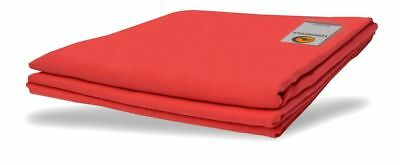 Microfibre SWIMMING FITNESS RUNNING GYM YOGA RED TOWEL Sport Lightweight 3 sizes