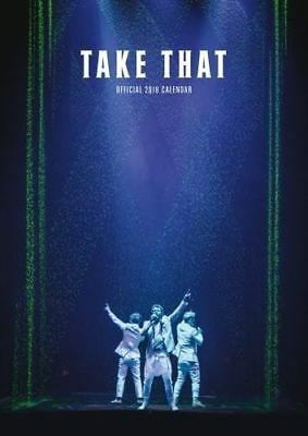 Take That Official 2018 A3 Wall Calendar