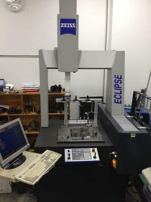 Carl Zeiss IMT Eclipse Model 550 Coordinate Measuring Machine Inspection USA C99