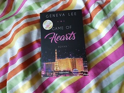 Geneva Lee: Game of Hearts (Die Love-Vegas-Saga, Band 1) Broschiert Dez. 2017
