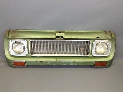 Ih International Scout Late 800 Grille