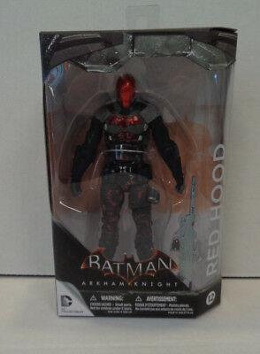 Batman Arkham Knight: Red Hood Action Figure (2016) DC Collectibles New