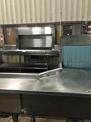 Hobart Dishwasher, Tray Window & Garbage Disposal Restaurant/Commercial/Kitchen