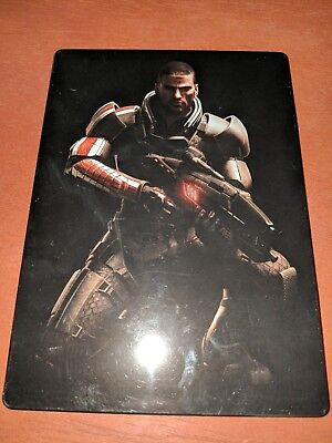Mass Effect 2 Collectors Edition Steelbook Complete - XBOX 360