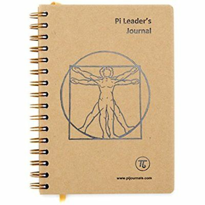 Pi Leader's Personal Organizers Journal Notebook Weekly Review, Work Activity
