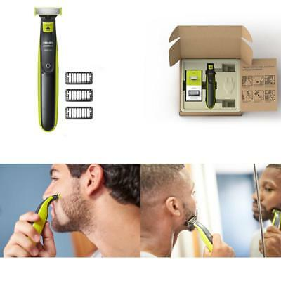 Philips Norelco One Blade Hybrid Electric Trimmer And Shaver Beard Mustache