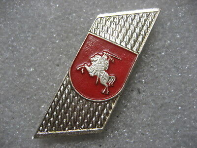 Lithuania Lithuanian Coat of Arms Badge Some Pin