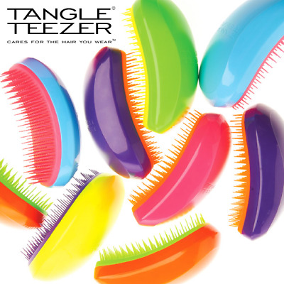 Tangle Teezer Original Detangling Hairbrush PICK YOUR COLOUR [BRAND NEW IN BOX]