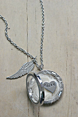 PET LOSS GIFTS Pet Memorial Jewelry Memory Pet loss Necklace