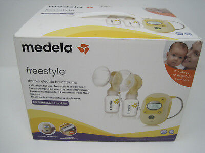 Medela Freestyle Double Electric Breast Pump - 67065