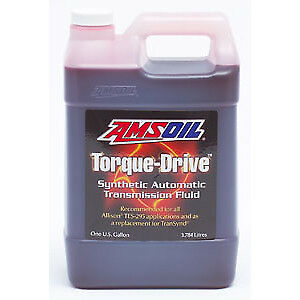 Amsoil Torque-Drive® Synthetic Automatic Transmission Fluid - 1 Gallon