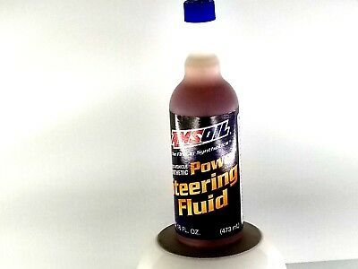 Amsoil Multi-Vehicle Synthetic Power Steering Fluid 16 OZ. 3 Ways to save $