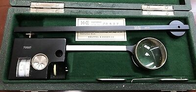 Vintage Keuffel & Esser Drafting Compensating Polar Planimeter Tool 620000