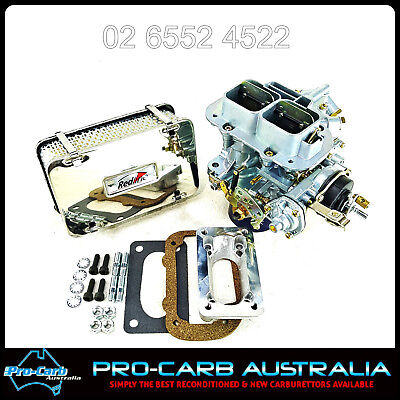 Toyota Hilux 2Y 3Y 4Y Dgv M/C Fajs Carby Performance Upgrade Kit Repl Weber