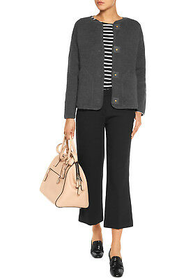 NWT Marc by Marc Jacobs 'Lucinda' Sweater Jacket M4002802 Size M in Grey $298