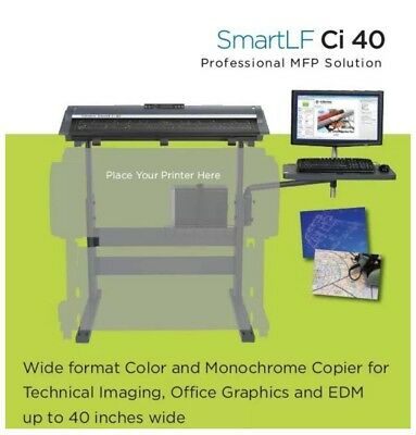 NEW Wide Format Scanner Colortrac Ci C40