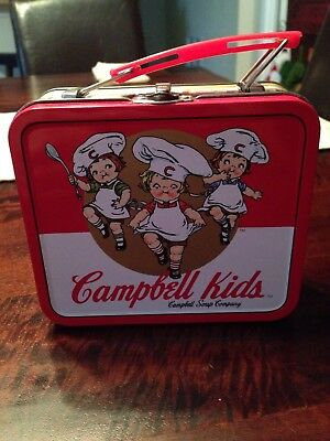 Vintage CAMPBELL'S SOUP KIDS MINI Lunchbox