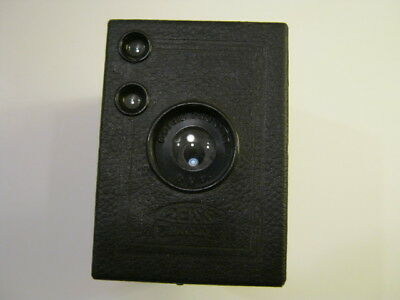 Vintage Antique Zeiss Ikon  Box Camera