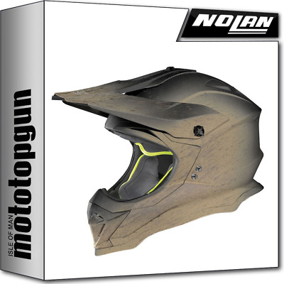Casco Moto Off-Road Nolan N53 Dust Bowl 034 Xxl