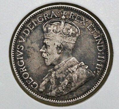1912 25C Canada 25 Cents VF+ TOUGH EARLY DATE PRICED TO SELL!
