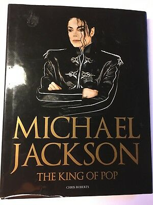 Michael Jackson - The King Of Pop - Book