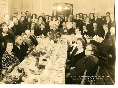 Rensselaer,NY-Troy-Albany- Col & Renss.Telephone Co 1937 photo