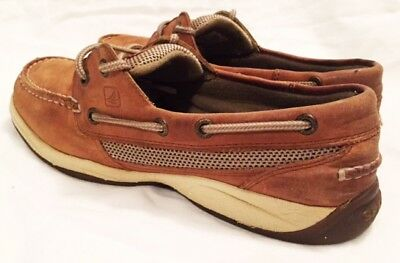 Boat Shoes Womens Size 7.5 Sperry Top-Sider Boat Shoes 9777956 Sperry Intrepid