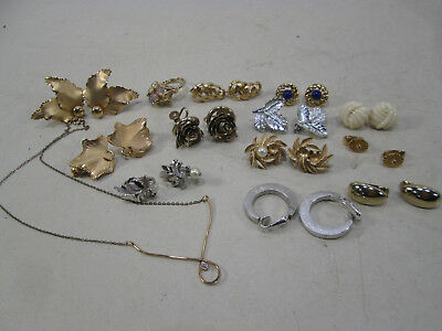 Vintage & Retro Lot of Jewelry- Avon, Coro & Sarah