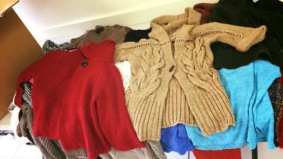 Used Clothing Wholesale- Women Sweaters, 40 lb bales
