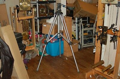 Bogen Professional Tripod Model # 3040 Made In Italy