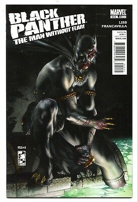Black Panther Man Without Fear #514 (2011, Marvel Comics )