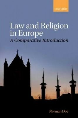 Law and Religion in Europe: A Comparative Introduction by Norman Doe.