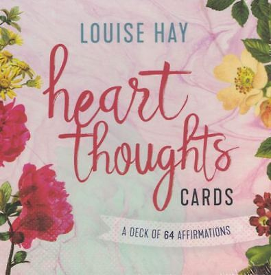 Heart Thought Cards by Louise Hay (New & Sealed)