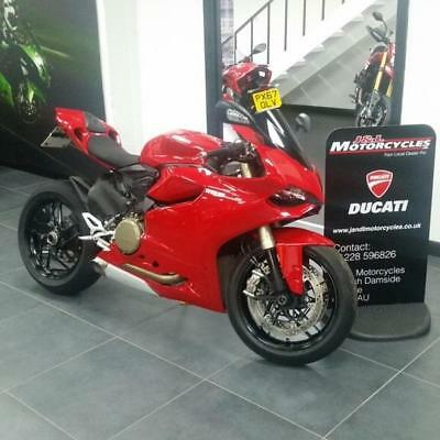 Ducati 1199 Panigale 2014 MY with Full Ducati Service History