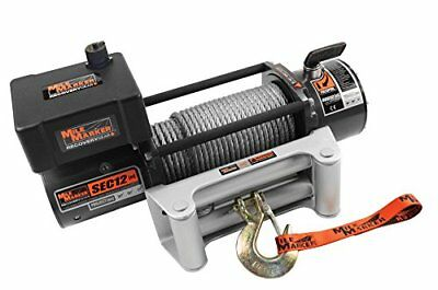 Mile Marker SEC12es Truck/SUV Element Sealed Electric Winch - 12000 lb. Capac...