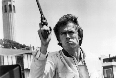 The Enforcer Clint Eastwood Stunning 24X36 Poster Print