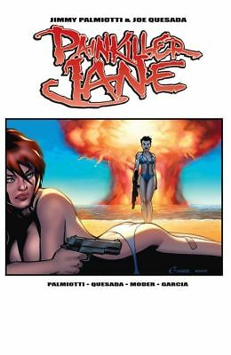 Painkiller Jane #2 (2007) 1St Printing Bagged & Boarded Dynamite Comics