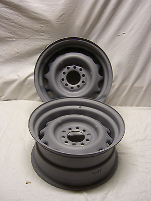 "Artillery Wheels , 6 und 7x15"", Stahlfelgen, Hot Rod, Chevy, Custom"