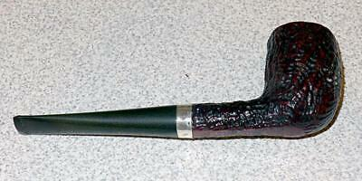 Dunhill Shell 50 Ex. Made In England Us Pat. 418/20 & 1861910 Tobacco Pipe